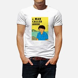 A Man Called Ahok cover kuning