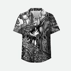 FULL PRINT-GUARDIAN OF THE FOREST