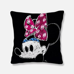 Minnie Mouse Bow Dy Sketch
