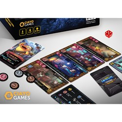 CHIPS: Heroes Uprising Card Game