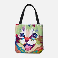 cute cat  Pop art Portrait