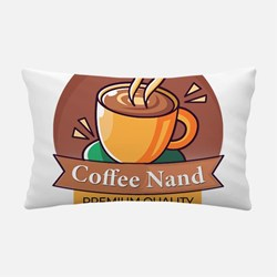 Rectangular Pillow Coffee Nand