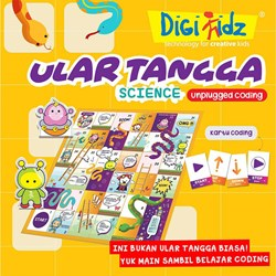 DIGIKIDZ -Ular Tangga : Science (unplugged coding)