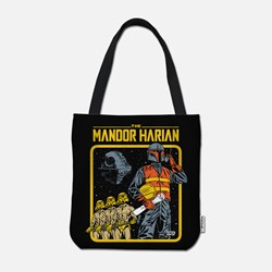 The Mandor Harian PRINTED ON BLACK ONLY.