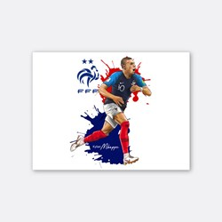 Kylian Mbappe - France World Cup 2018
