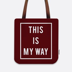 This Is My Way