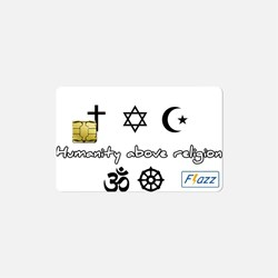 Humanity above religion