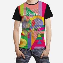 INDONESIA - In Different Languages - Sweet