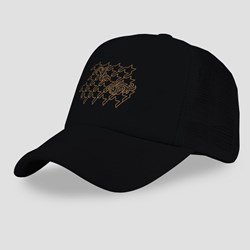 Houndstooth 04 - Gold