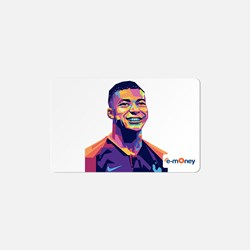 Mbappe Wpap Style