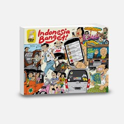 Indonesia Banget - Mice Cartoon