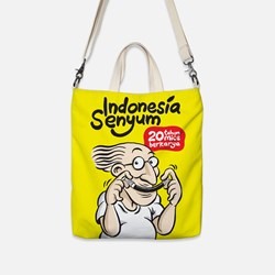 Mice Cartoon - Indonesia Senyum-Sling Bag