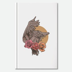 Owl and Roses