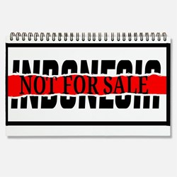 INDONESIA NOT FOR SALE
