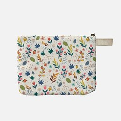 Colorful ditsy floral