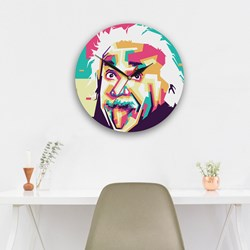 Albert Einstein in wpap art