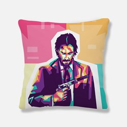 Jhon wick in wpap art